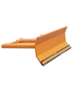 Schneeschieber SCH-L 1500, lackiert, Gelborange