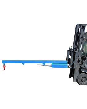 Lastarm LA 2400-1,0, lackiert, Lichtblau