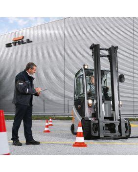 Fahrerschulung Praxis