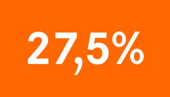 27,5%